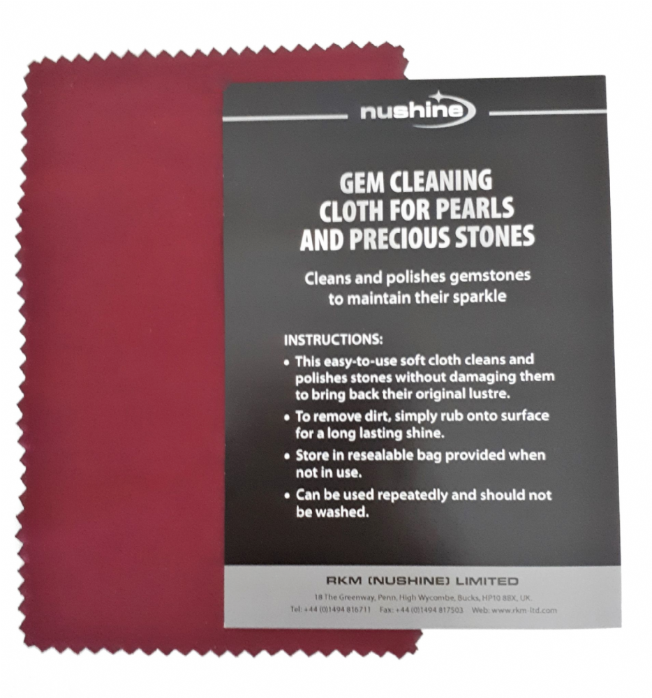 Gem Cleaning Cloth